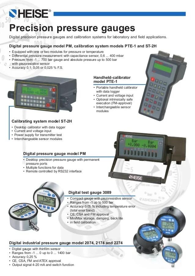 Ashcroft Digital Pressure Sensor Gc35