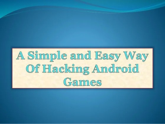 A Simple and Easy Way Of Hacking Android Games There are a few tools that would give you information about android game  hacks