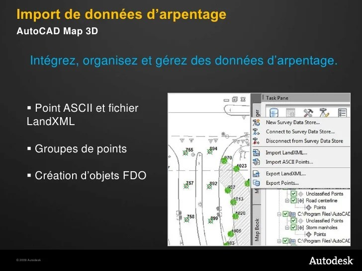 Autocad Map 3D 2010 Support du PDF  7