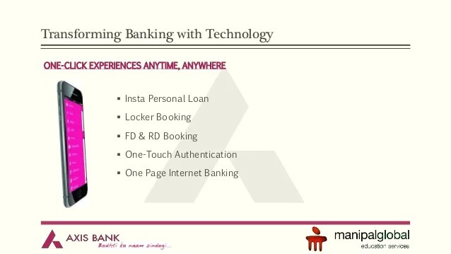 Axis Bank Personal Loan Payment Online