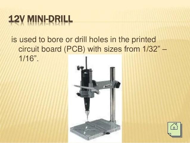 Side Cutting Drill Bits