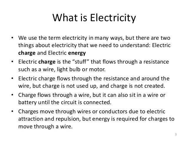 Flows Battery Electricity How Bulb Light