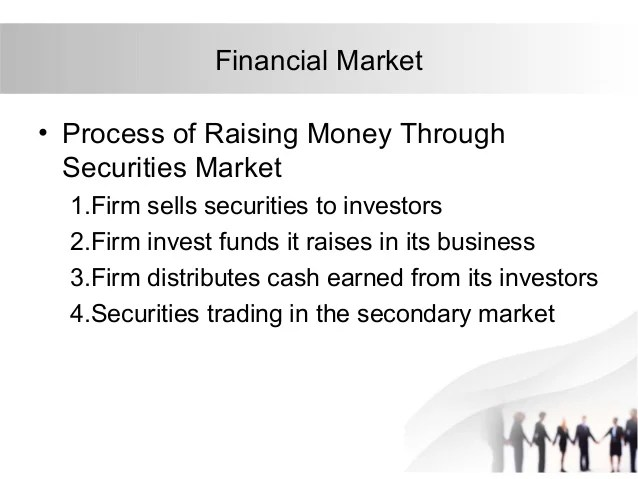 Bond Financial Security Represents