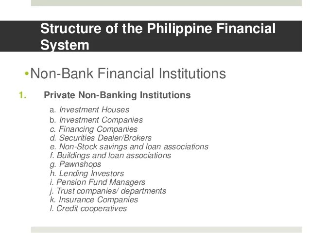 Types Securities Banking