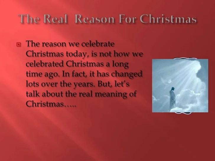 A Short History of Christmas