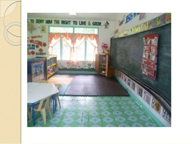 School Interior Design Ideas