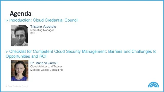 Cloud Security Manager