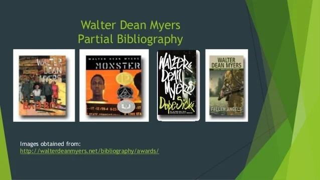 Fallen Angels Walter Dean Myers Summary
