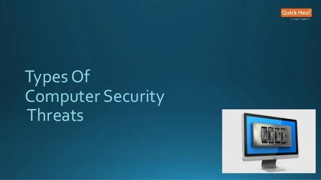 Types It Security