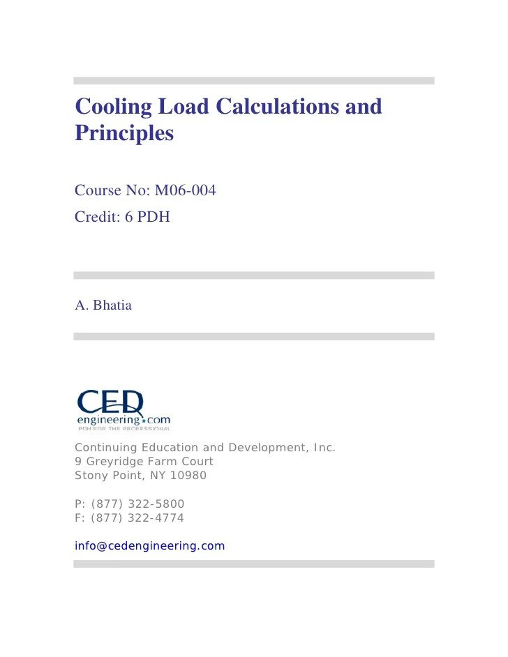 Hap software heat load calculation free download.