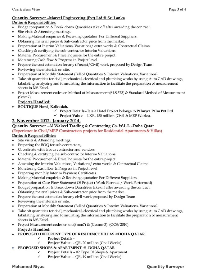 Registered Nurse Curriculum Vitae Research Template
