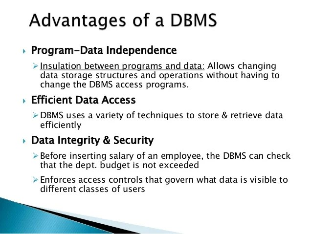 Security Database And Authorization Dbms