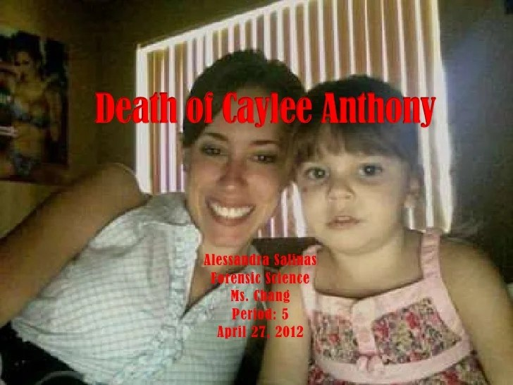 Baby Name Casey Anthony