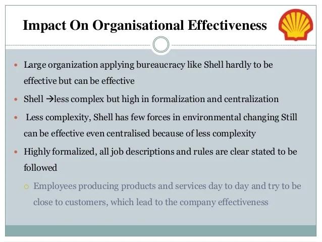 Complex Bureaucracy Organizational Structure