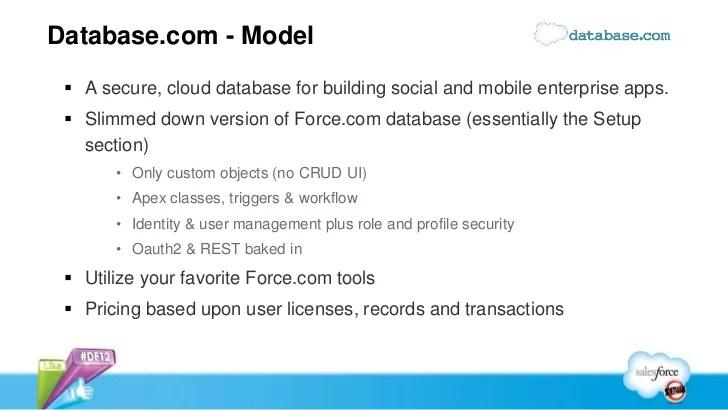 Database Security Heroku