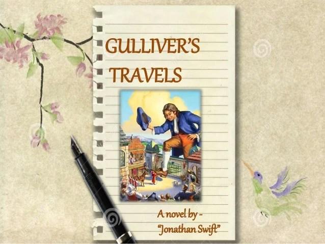 gullivers travels summary