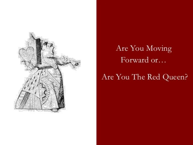 Are You The Red Queen