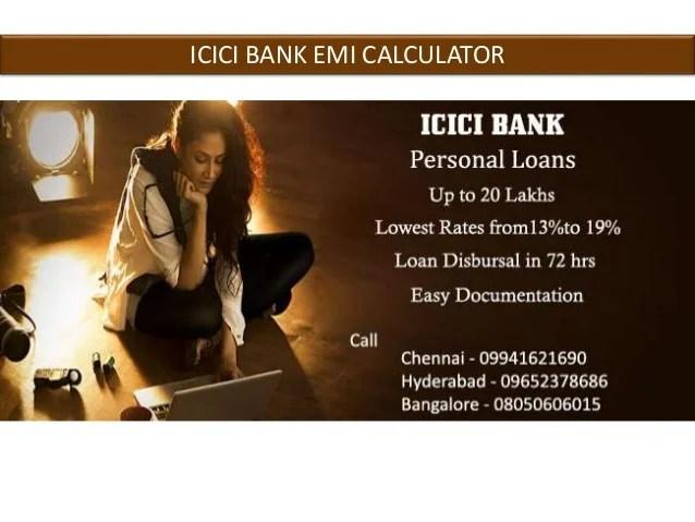 Ing Bank Personal Loan
