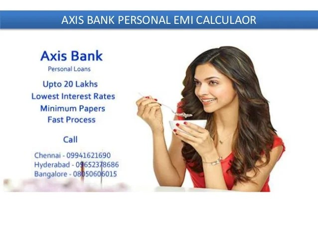 Axis Bank Personal Bank
