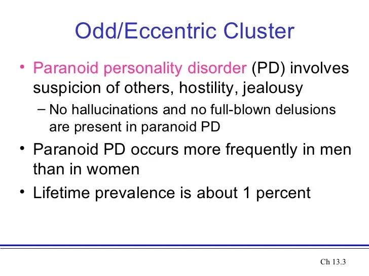 Histrionic Men Personality Disorder