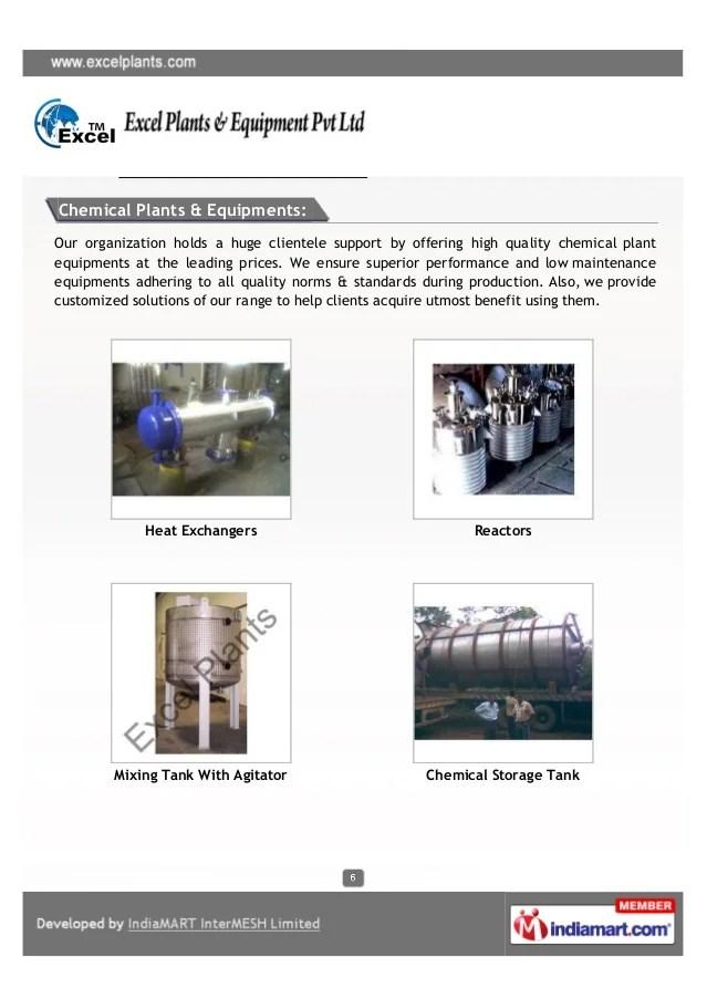 Plant Chemical Agitator