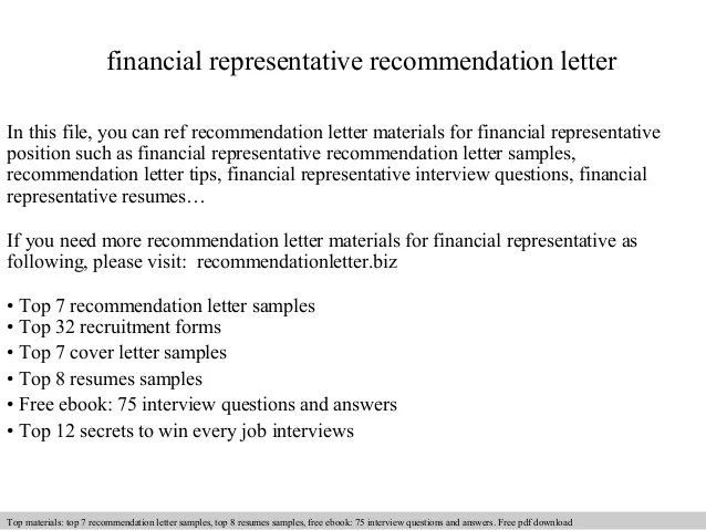 Sample Reference Letter Cleaning