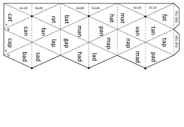 Map Cap Tap Worksheet Lap Nap