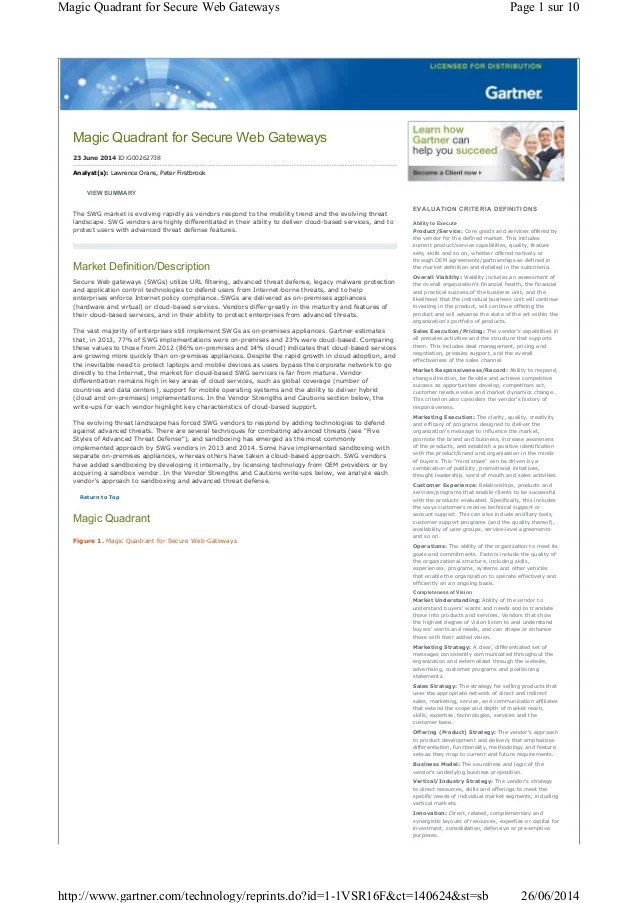 Web Security Gateway Barracuda