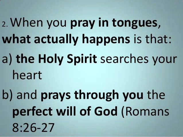 Sermon: Holy spirit pt #7