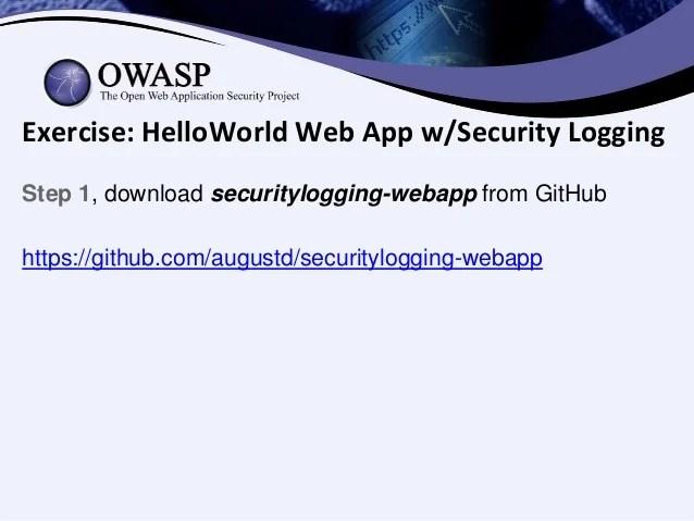 Web Security Owasp