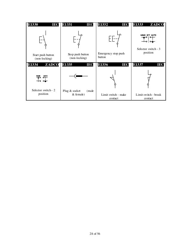 Reed Switch Symbol Schematic Wire Center