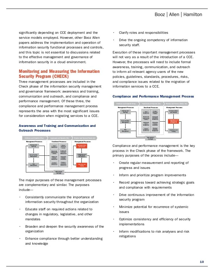 Information Security Considerations
