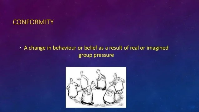Psychology Life Social Real Examples