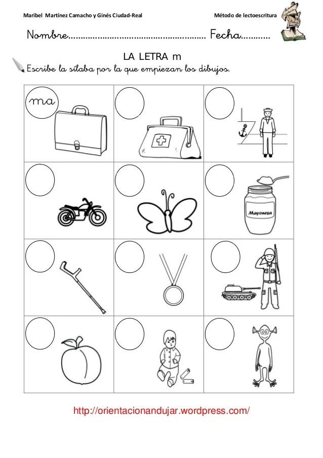 Perfecto Letra M Hojas De Trabajo Regalo - hojas de trabajo básicos ...