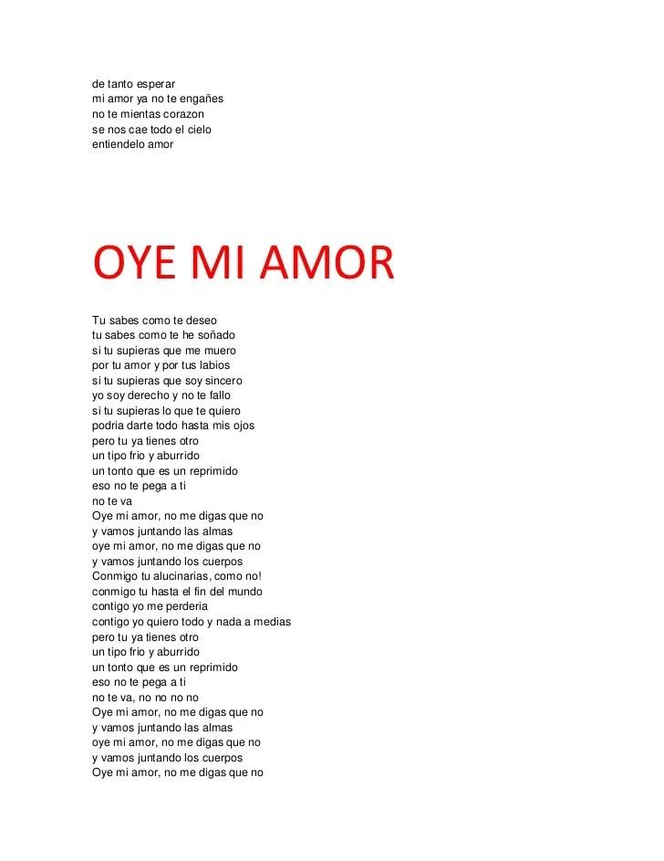 De Canciones Una Dedicar Para Amor Novia