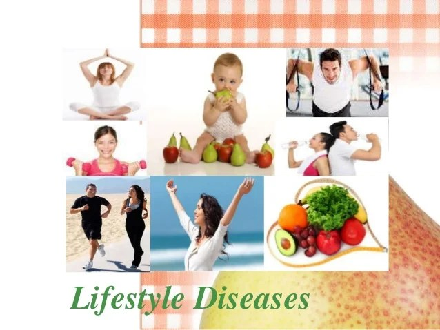Lifestyle diseases ppt