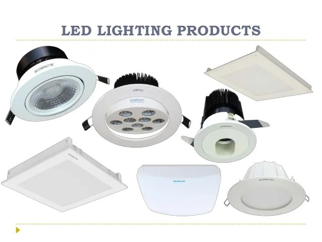 Led Display Lighting Manufacturers