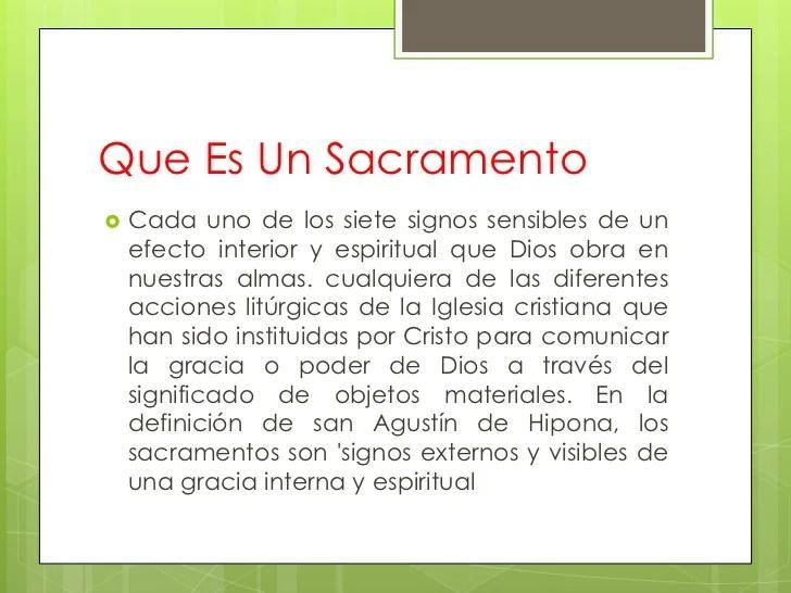 La Dios Los 7 De Ley Sacramentos De