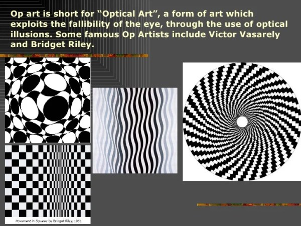 optical illusions school presentation # 14