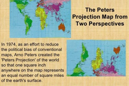 peters projection map of the world » Path Decorations Pictures ...