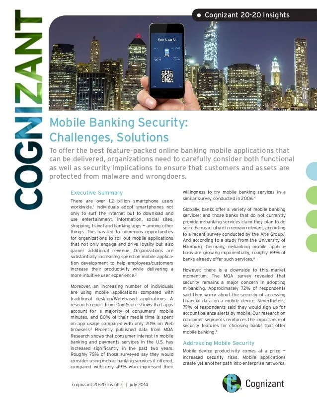 Security Bank Mobile Banking