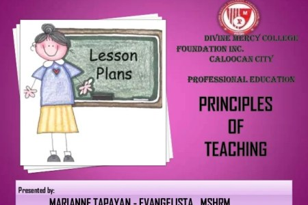 LESSON PLAN   LESSON PLANNING LESSON PLAN   LESSON PLANNING  Presented by  MARIANNE TAPAYAN    EVANGELISTA