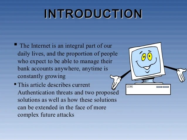 Information Security Conclusion