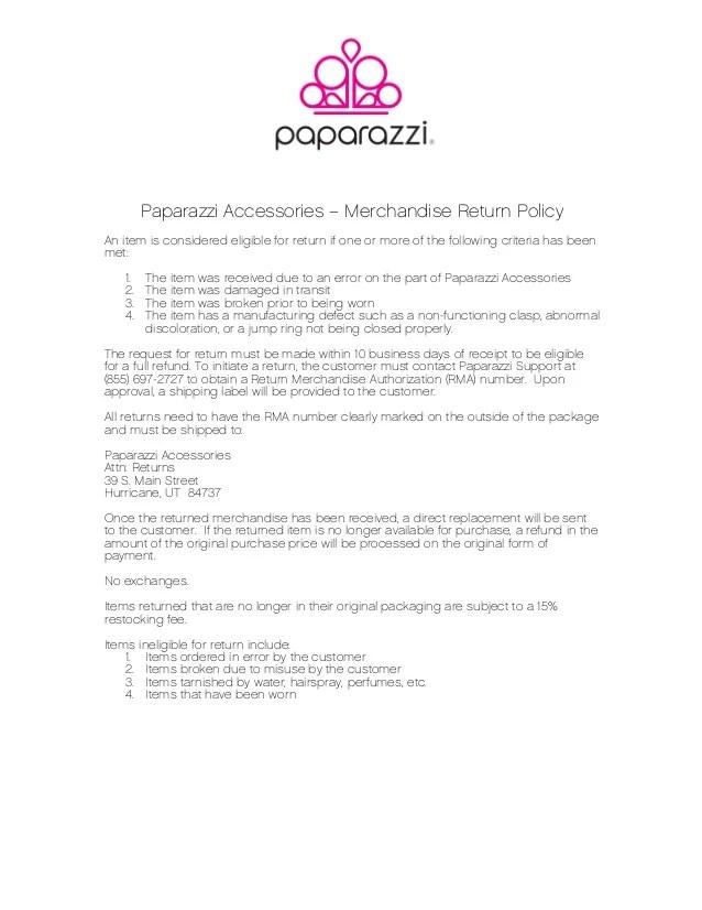 Paparazzi Jewelry Advertising