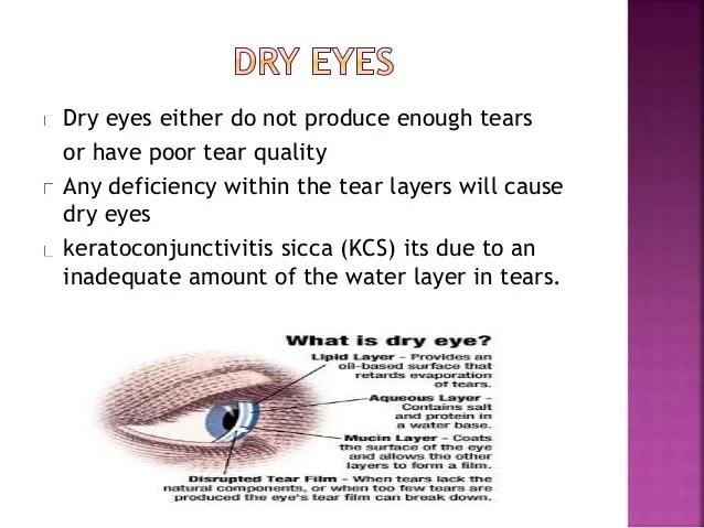 Green Eye Discharge Tear Duct