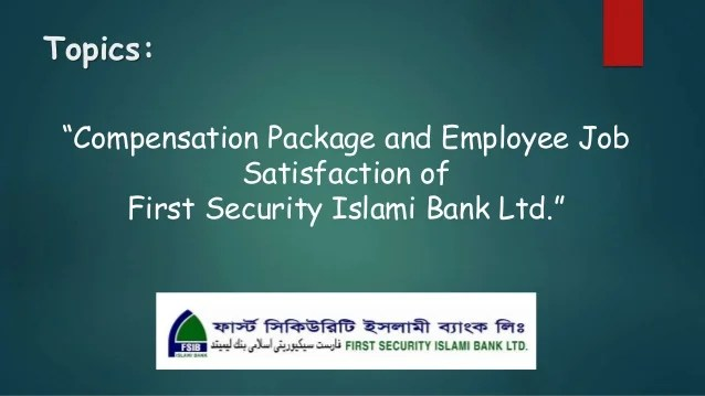 First Security Bank Employment