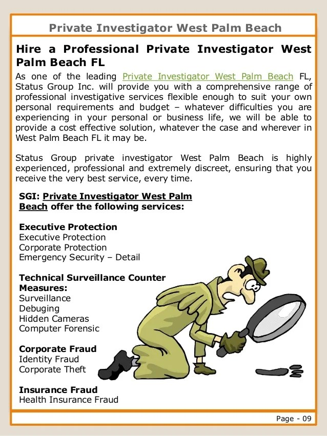 Beach Protection Executive West Palm
