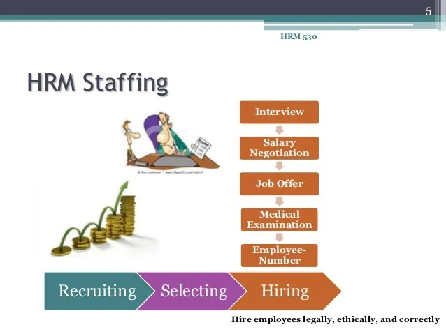 Human Resource Management Staffing