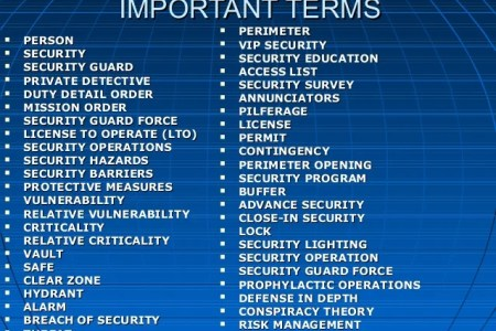 interior security officer definition » Full HD MAPS Locations ...