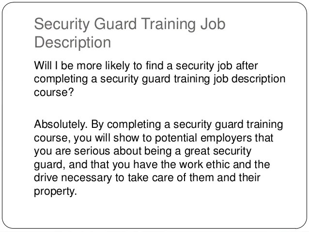 Security Guard Jobs 92270